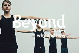 Beyond ballet why and how video verslag