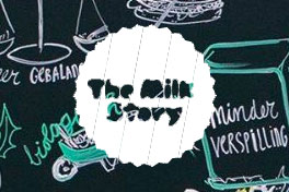 The Milk Story visueel notuleren