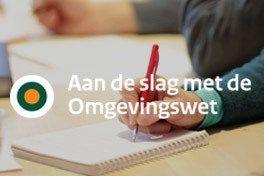 Rijkswaterstaat omgevingswet video verslag